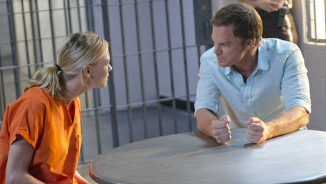 'Dexter': Yvonne Strahovski Set to Return | Dexter | Scoop.it