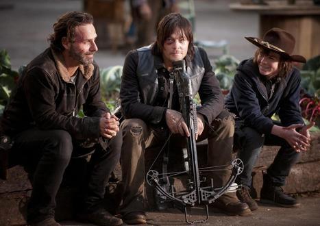 Nova temporada de The Walking Dead tem data de estreia no Brasil divulgada   Cultura de massa no Século XXI (Mass Culture in the XXI Century)   Scoop.it