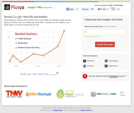 Statistics For Your Google+ | DireFareTwittare | About Google+ | Scoop.it