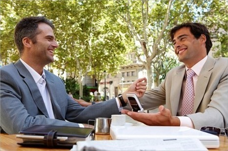 Sharing Stories: 5 Ways Face-to-Face Meetings Are Better For Biz Results | Gift Basket Villas.com News | Scoop.it