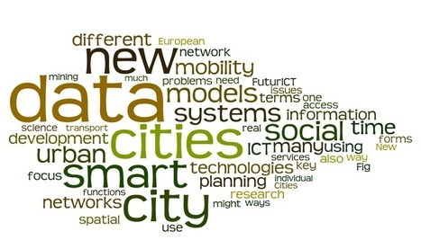 Smart cities of the future | FuturICT Journal Publications | Scoop.it