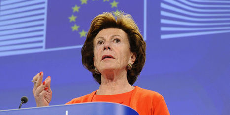 «BahamasLeaks»: la Commission européenne «réprimande» Neelie Kroes | Think outside the Box | Scoop.it