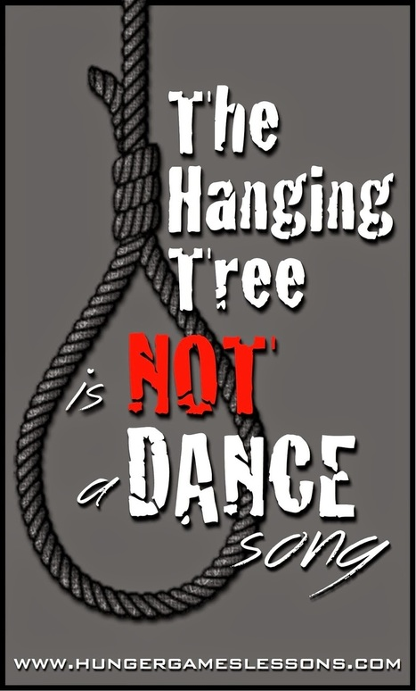 "Hunger Games Lessons: ""The Hanging Tree"" is Not a Dance Song 