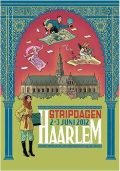 Stripdagen Haarlem in teken van Arabische strip | Books & More | Scoop.it