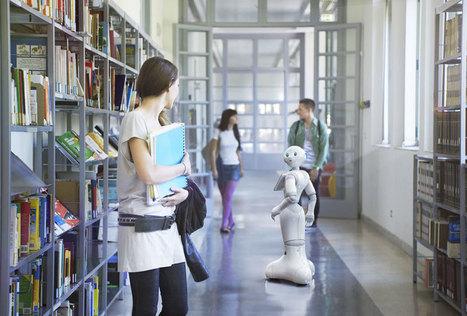 Natural language: The de-facto interface convention for social robotics | Robohub | Knowledge Nuggets | Scoop.it