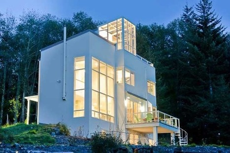 Energy Efficiency, Sustainable And Low Maintenance: Thomas Eco-House   sustainable architecture   Scoop.it