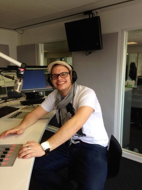 Lovey Wymann zu Besuch beI Radio Sunshine | Lovey Wymann's Schreib-Lounge | Digital Learing | Scoop.it