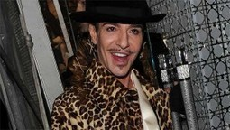 John Galliano - Another Victim Of The 'Celebrity Disease' | News From Stirring Trouble Internationally | Scoop.it