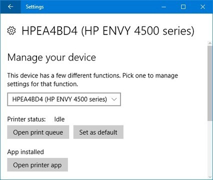 How To Set Up Your Printer In Windows 10 Art