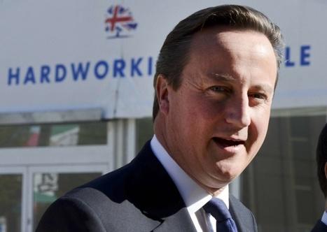 Le couteau de Cameron sous la gorge des chômeurs anglais   Demandeurs d'emploi dans l'économie sociale   Scoop.it