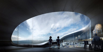 Greenland's New National Gallery by Bjarke Ingels Group | ARCHIresource | Scoop.it