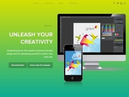 Gravit, le Photoshop gratuit et en ligne | Retouches et effets photos en ligne | Scoop.it