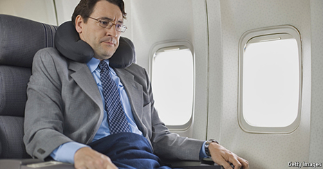 The sad, sick life of the business traveller | English for HR and working life | Scoop.it