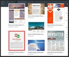 Free Templates for Creating Educational Magazines, Brochures and Newspapers via @medkh9 | Resources for Learning and Sharing | Scoop.it