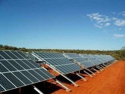Le programme solaire Europe-Afrique va bientôt voir le jour | Le groupe EDF | Scoop.it