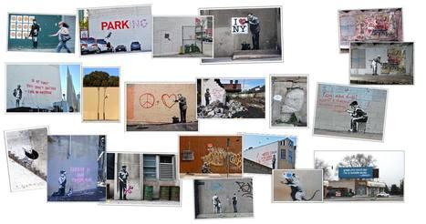 Banksy - Outdoors   The Landscape Café   Scoop.it
