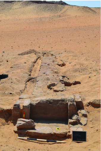 Causeway discovered in ancient Aswan tomb - Ancient Egypt - Heritage - Ahram Online | Egiptología | Scoop.it
