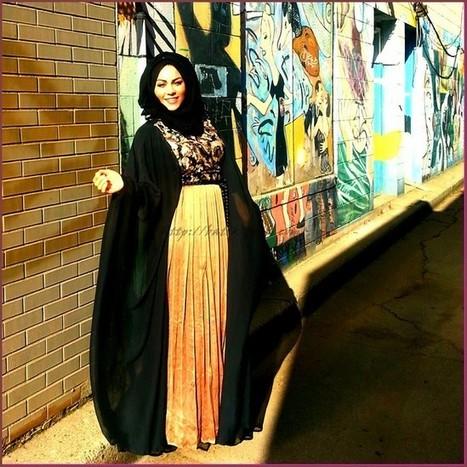 Model Baju Batik Muslim Untuk Wanita Gemuk Ba