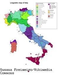 Che lingua si parla in Italia? Siete sicuri che si parli l'italiano? Parte 2 | Rhit Genealogie | Scoop.it