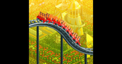 RollerCoaster Tycoon® Classic on the App Store | iPads in Education Daily | Scoop.it