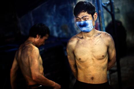Midnight Blue | Photojournalist: Justin Jin | PHOTOGRAPHERS | Scoop.it