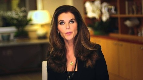 Maria Shriver; Wipe Out Alzheimer's | woman | Scoop.it