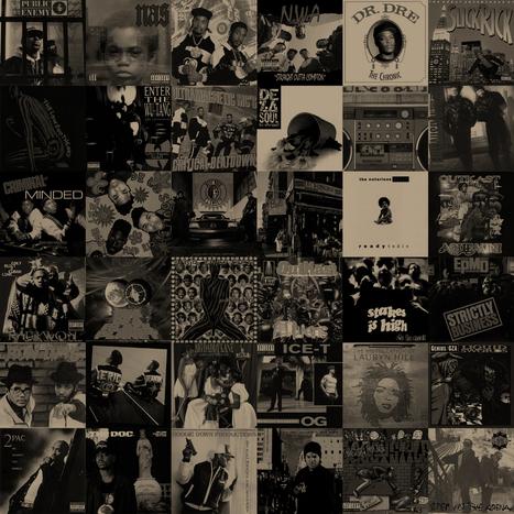 Top 300 Hip Hop Albums 1980 - 1999 - Hip Hop Golden Age | Hip Hop for Social Change | Scoop.it