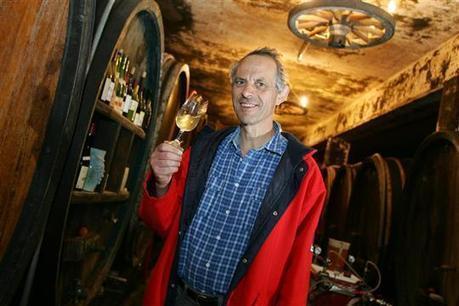 Le portrait du lundi Pour Jean-Pierre Frick, la viticulture est un sport ... - L'Alsace.fr   Vins bio   Scoop.it