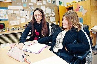 Le handicap, donnée intégrée au collège - Sud Ouest | ASH et information documentation | Scoop.it