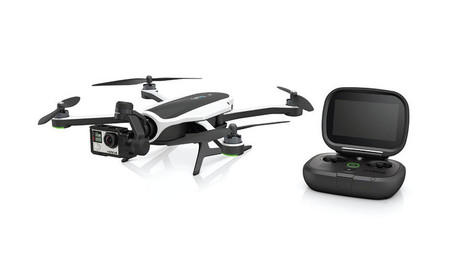 GoPro's recalled Karma drone gets new life | qrcodes et R.A. | Scoop.it