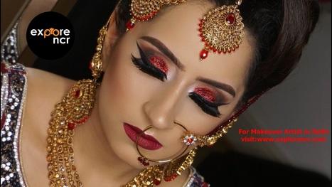 Best Makeup Artists in Delhi   Bridal Makeup Studio in Delhi