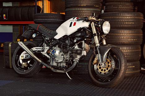 Ducati Monster 900 custom | Ducati & Italian Bikes | Scoop.it