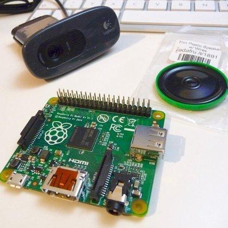 Un lecteur de texte mobile pour les personnes ayant une déficience visuelle sévère. #raspberry | FabLab - DIY - 3D printing- Maker | Scoop.it