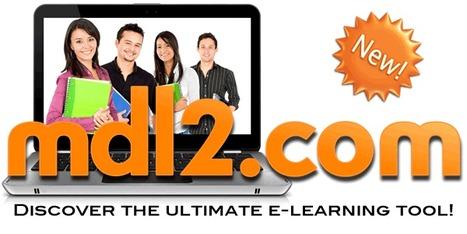 MDL2.com: Discover the newest Moodle with our free hosting | J'écris mon premier roman | Scoop.it