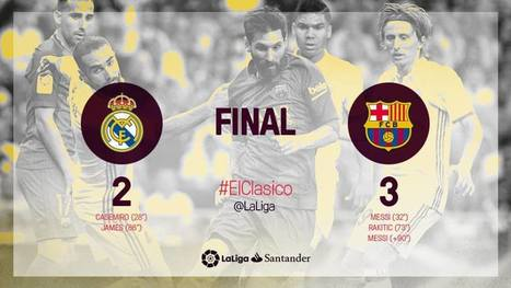 2017 El Clasico Real Madrid Vs Barcelona Hd Images In Latest Hd