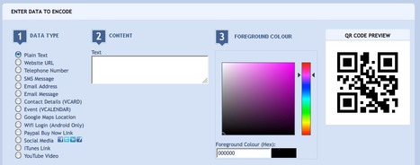 QR Code Generator | Learning & QR Codes | Scoop.it