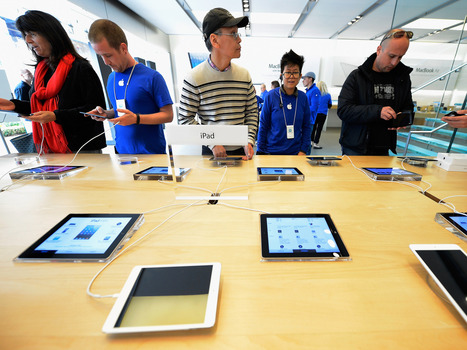 Students Find Ways To Hack School-Issued iPads Within A Week | Good Pedagogy | Scoop.it