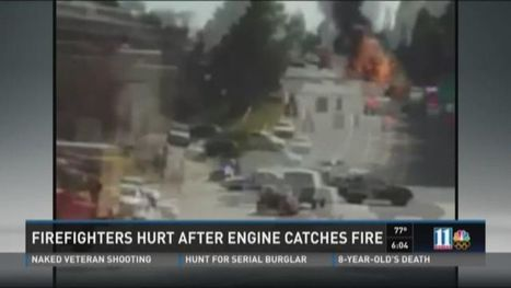 2 firefighters injured in wreck involving 2 fire vehicles | Atlanta Trial Attorney  Road SafetyNews; | Scoop.it