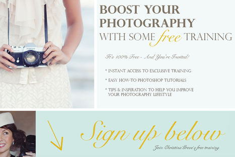 Has your passion + creativity gone downhill? 3 steps to bring back the spark | All Things Photography | Scoop.it