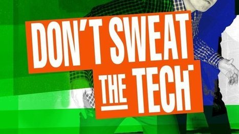 Interview: Shooting the Breeze With Don't Sweat the Tech | IDG Ventures USA | Scoop.it