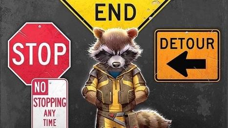 Buy This Comic! Rocket Raccoon #2 - Geek.com | Comic Book Trends | Scoop.it