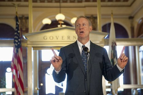 Rauner continues war of words against Madigan - Chicago Tribune | Illinois Legislative Affairs | Scoop.it
