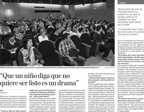 Talento y Educación :: Javier Tourón: Escuela: capacidad o edad. ¡Ésta es la cuestión! | GTA DE ALTAS CAPACIDADES INTELECTUALES | Scoop.it
