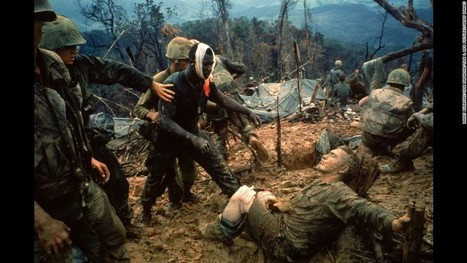 Iconic Vietnam War photos - CNN.com | Shrink and Geek | Scoop.it