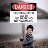 La pollution de l'eau douce