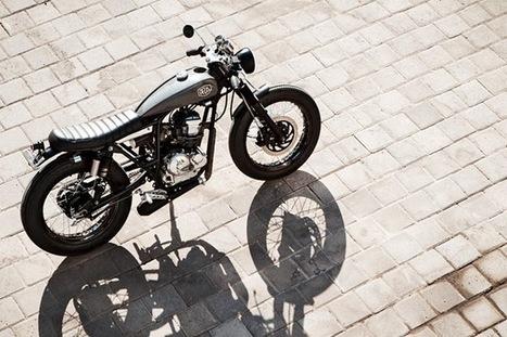 Yamaha Scorpio 225 - Scorpio cafe - by Deus Ex Machina | Vintage Motorbikes | Scoop.it
