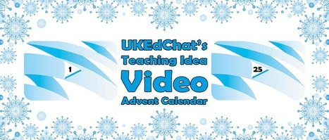 Video Idea Advent Calendar | ICTmagic | Scoop.it