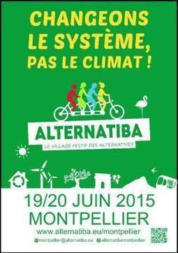 Alternatiba Montpellier: sentiers botaniques, ODS, sorties naturalistes et beaucoup plus! | Environnement et développement durable en Languedoc Roussillon | Scoop.it