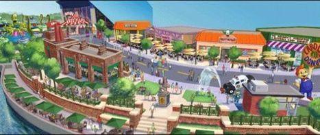 Les Simpsons : la ville de Springfield entièrement recrée à Orlando (VIDEO) | The simpsons | Scoop.it