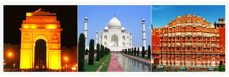 Delhi Agra Jaipur Tour, Delhi Agra Jaipur Tour Package,Classic Taj Tours,North India tour Trip | India Holiday Vacation | Scoop.it